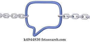 chains pull strong social media speech link