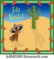 Feliz Navidad Chihuahua