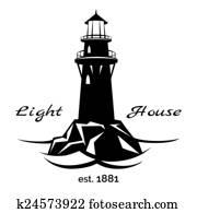 leuchtturm, logo