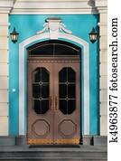Front Door Stock Photos And Images 472 765 Front Door