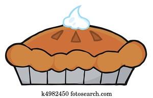 erntedank, torte