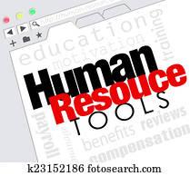 Human Resource Tools Online Internet Website Training Benefits M