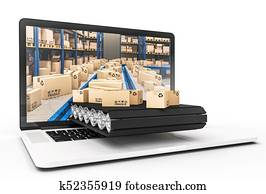 pc and warehouse