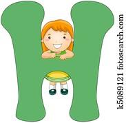 Kiddie Alphabet