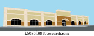 large retail store