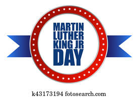 Clipart Of Martin Luther King Day K33355941 Search Clip Art