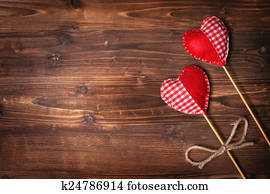 valentines tag, herzen
