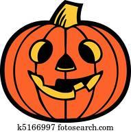 Vector of Pumpkin