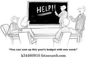 Budget Needs Help
