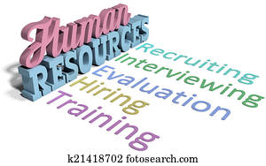 Human resources hiring management