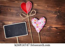 valentines tag