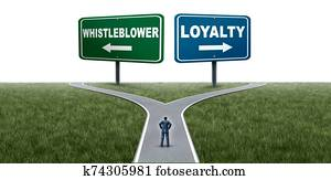 Loyalty Or Whistleblower