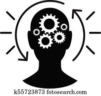 NLP - Neuro Linguistic Programming - Icon