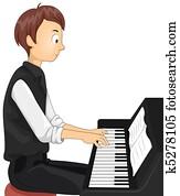 Teenage Pianist