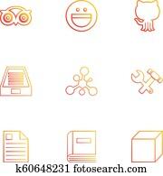 Github Graphics | Our Top 23 Github Clip Art Vectors