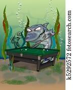 pool shark