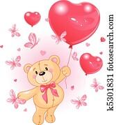Valentine%u2019s Teddy