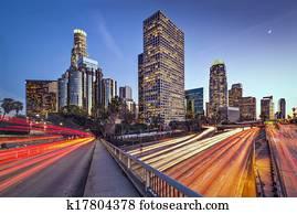 Los Angeles Skylin