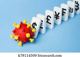 Coronavirus induced economic crisis