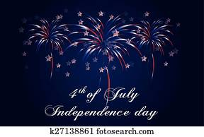 Happy Independence Day background,