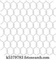 Clipart - stacheldraht, vektor k6555363 - Suche Clip Art ...