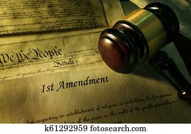 First Amendment to the Constitution