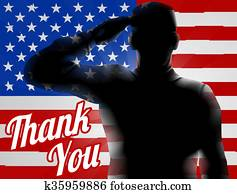 volkstrauertag, danke, amerikaflagge