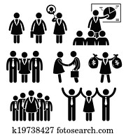 Businesswoman Clipart