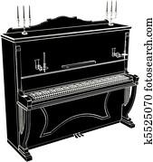 klassische, klavier