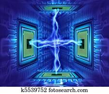 processor electricity