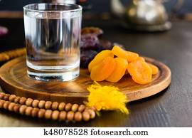 ramadan water for iftar