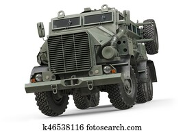 Truck military army transport