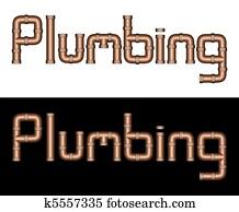 PLUMBING Copper Steel Pipes