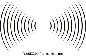 Radio beams