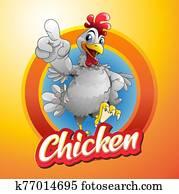 Hi Chicken