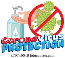 Clean hands protect corona virus