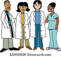 doktoren krankenschwestern