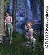 Forest Elves