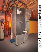House HVAC system