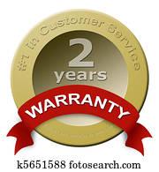 Customer service warranty seal