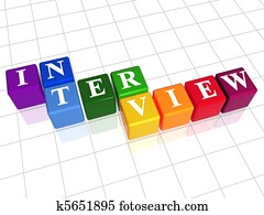 interview in colour