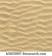 Sand Texture. Vector