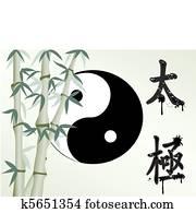 Zen like bamboo