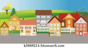 Houses for sale and foreclosure