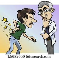ouch!, was, a, pain,, doctor!