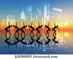 Dance for freecom