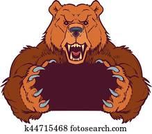 Poster de opciones binarias osos toros