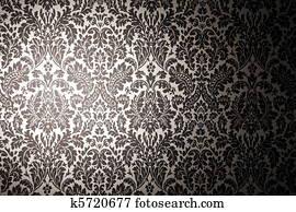 Zeichnungen Muster Von Malen Schwarz Weiß Glas Fassade