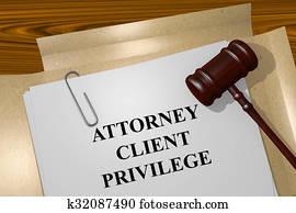 Attorney-Client Privilege concept