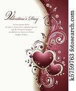 Valentine's Background